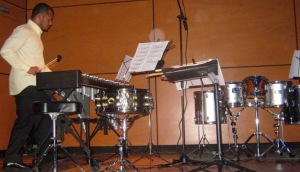 My last solo concert in Colombia (2010)
